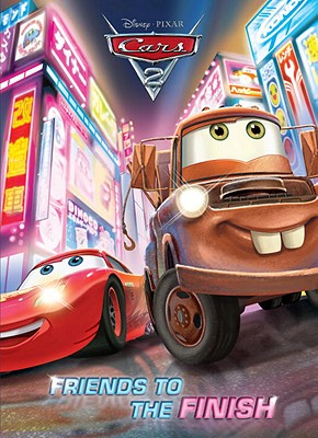 Cars 2 Friends to the Finish