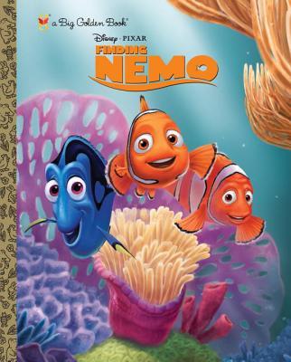 Finding Nemo Big Golden Book