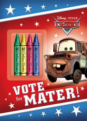 Vote for Mater!