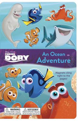 Finding Dory Magnet Book