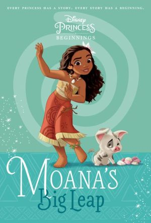 Moana's Big Leap