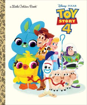 Toy Story 4 Little Golden Book