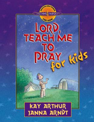 Lord Teach Me to Pray for Kids