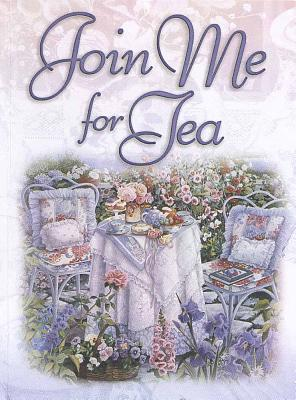 Join Me for Tea Invitations
