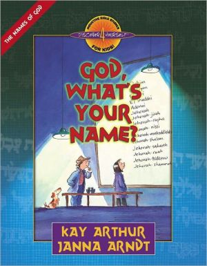 God, What's Your Name?