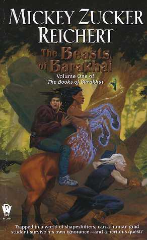 The Beasts of Barakhai