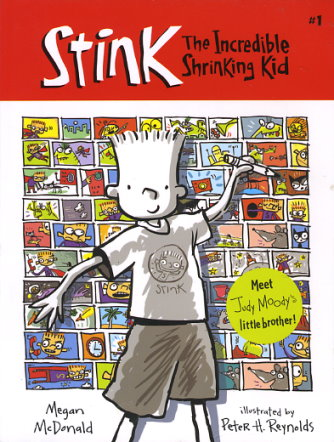 Stink: The Incredible Shrinking Kid