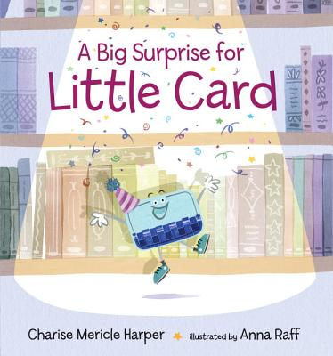 A Big Surprise for Little Card