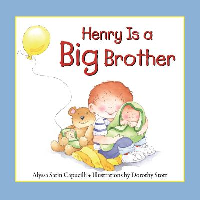 Henry Is a Big Brother