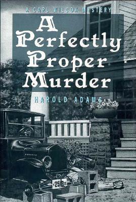 A Perfectly Proper Murder