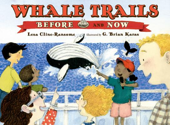 Whale Trails, Before and Now