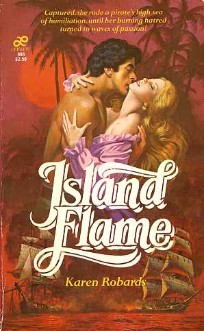 Island flame by karen robards fictiondb fandeluxe Document