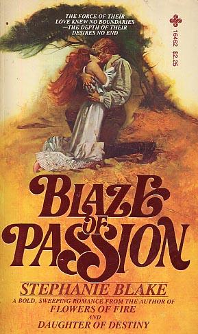 Blaze of Passion