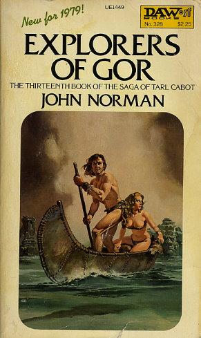 Explorers of gor by john norman fictiondb fandeluxe Epub