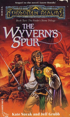 The Wyvern's Spur