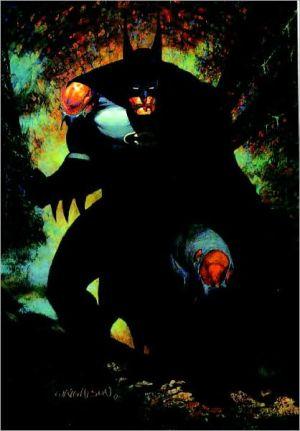 Batman, the cult