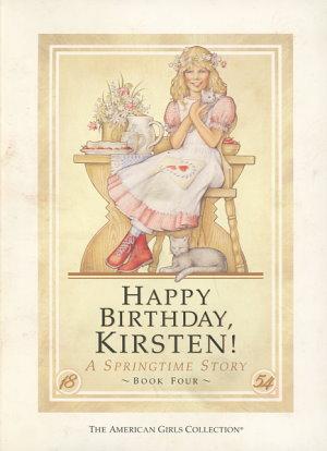 Happy Birthday Kirsten By Janet Beeler Shaw Fictiondb