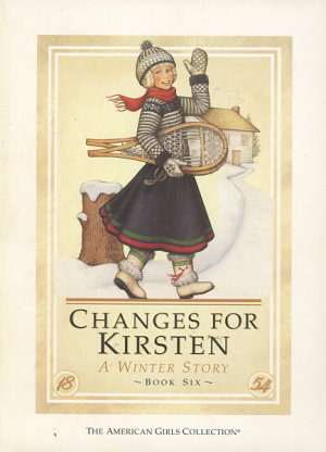 Changes for Kirsten