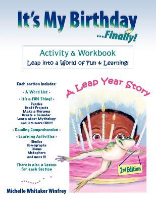 It's My Birthday Finally Activity and Workbook