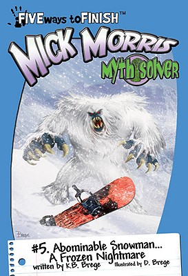 Abominable Snowman...a Frozen Nightmare!