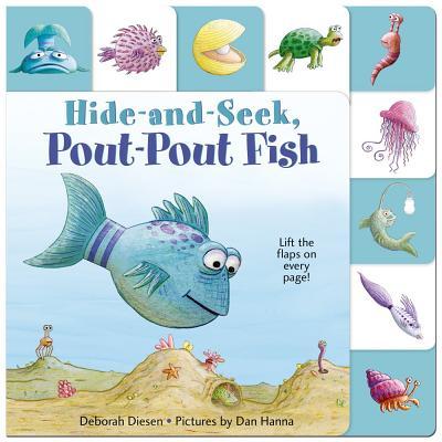 Lift-The-Flap Tab: Hide and Seek, Pout-Pout Fish