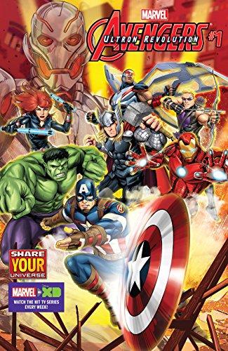 Marvel Universe Avengers: Ultron Revolution Vol. 1