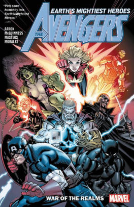 Avengers By Jason Aaron Vol. 4: War of the Realms