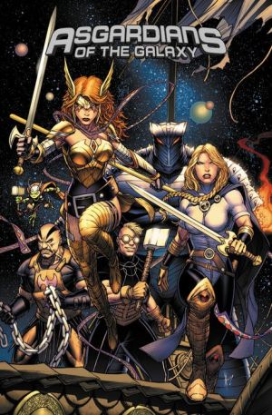 Asgardians of the Galaxy Vol. 1