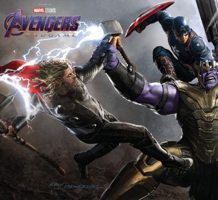 Marvel's Avengers: Endgame: The Art of the Movie