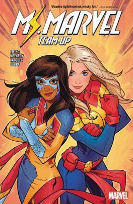 Marvel Team-Up Vol. 1