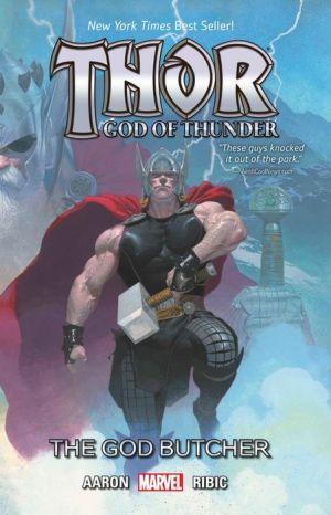 Thor: God Of Thunder - The God Butcher Marvel Select Edition