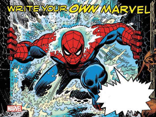 Write Your Own Marvel