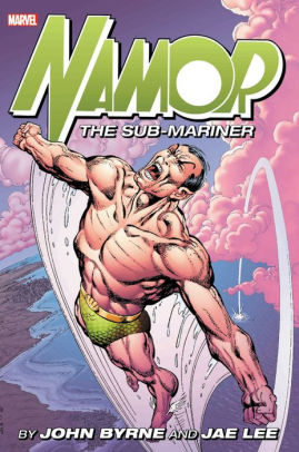 Namor the Sub-Mariner by John Byrne and Jae Lee Omnibus