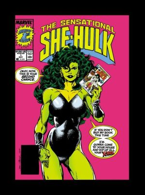 Sensational She Hulk Omnibus