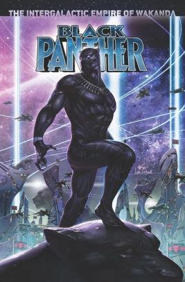 Black Panther Vol. 3: The Intergalactic Empire of Wakanda Part 1