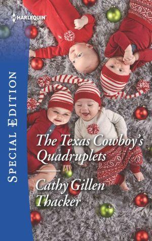 The Texas Cowboy's Quadruplets