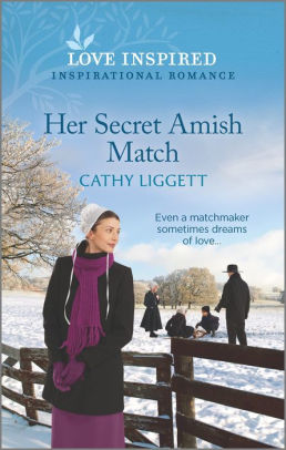 Her Secret Amish Match