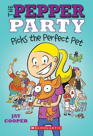 The Pepper Party Picks the Perfect Pet