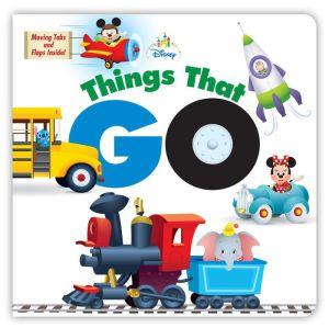 Disney Baby Things That Go