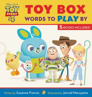 Toy Story 4: Inspirational Toy Box