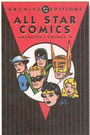 All Star Comics - Archives, Vol 09