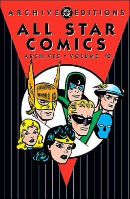 All Star Comics - Archives, Volume 10