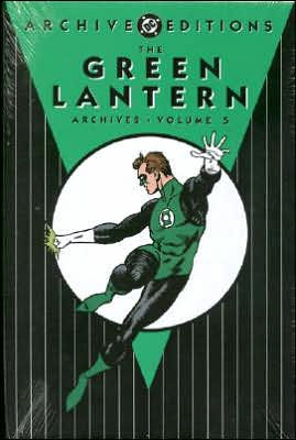 Green Lantern Archives, Volume 5