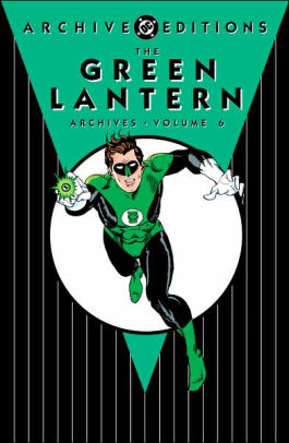 Green Lantern Archives, Volume 6