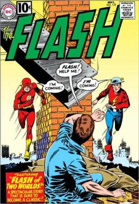 Showcase Presents: The Flash Vol. 2
