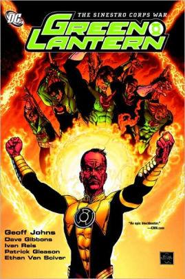 Green Lantern: Sinestro Corps War, Volume 1