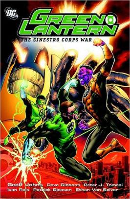 Green Lantern: Sinestro Corps War, Volume 2