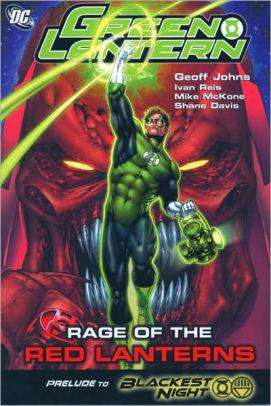 Rage of the Red Lanterns