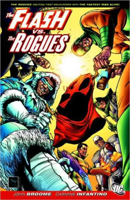 The Flash vs. the Rogues