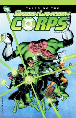 Tales of the Green Lantern Corps Vol. 3